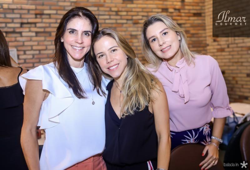 Raquel Juca, Mirela e Jessica Rocha
