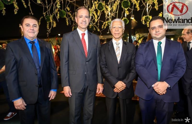 Elizeu Barros, Regis Medeiros e Gregorio Matias