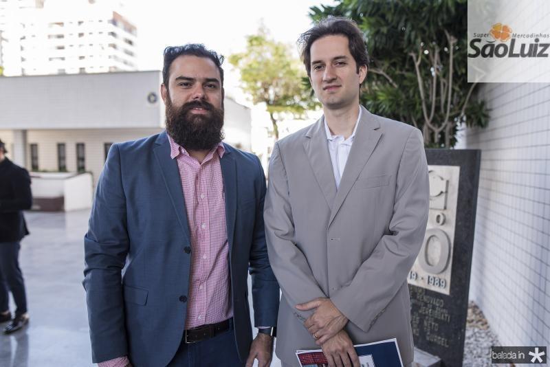 Lucas Martins e Daniel Pio