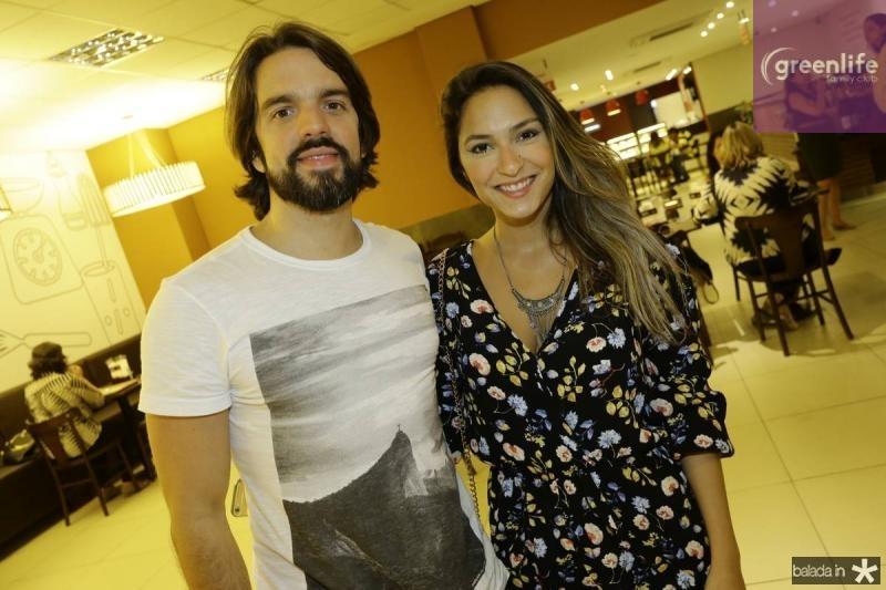 David e Amanda Correa