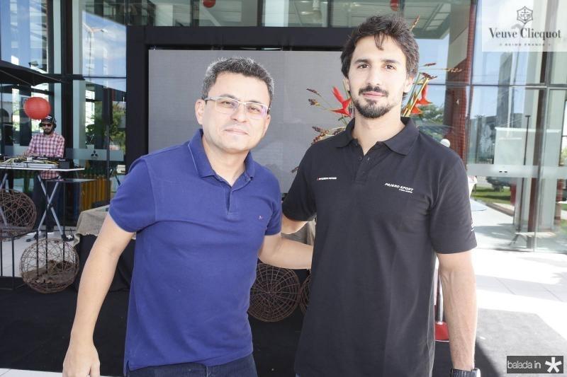 Adriano Muniz e Lucas Rolim