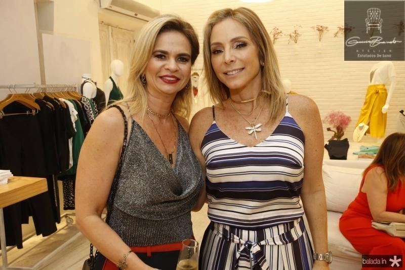 Germana Cavalcante e Ana Paula Daud 2