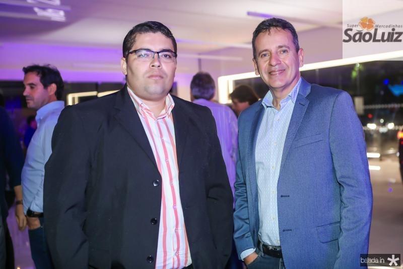 Rafael Moreira e Leniepson Rocha