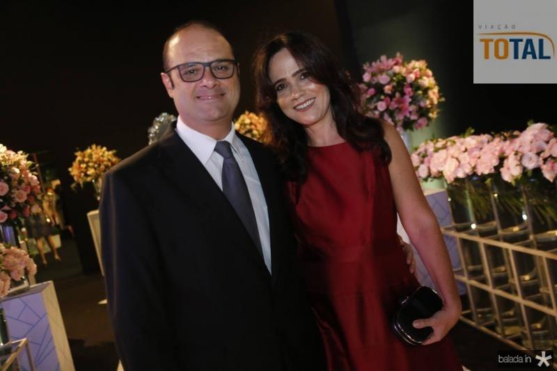 Daniel e Claudia Fiuza