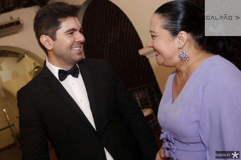 Itaque Figueiredo e Norma Zelia