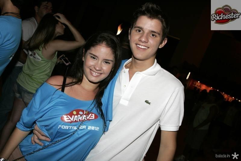 Larissa leite e Kennedy Pinheiro