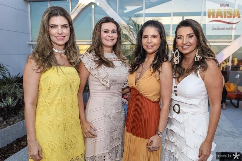 Ines Castro, Ivana Bezerra, Maria Lucia Negrao e Marcia Travessoni