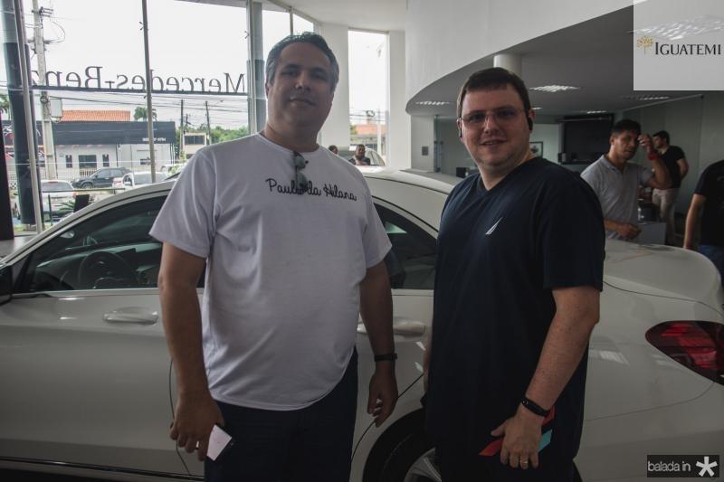 Paulo Gomes e Cristian Lopes