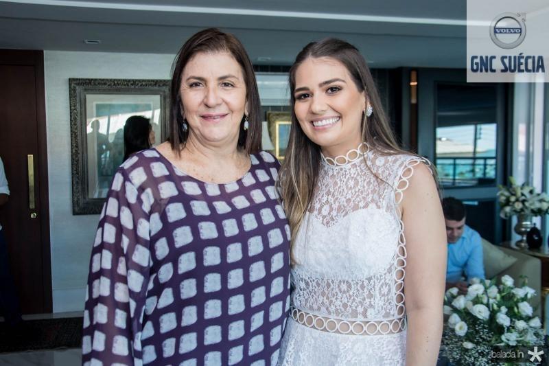 Silvia Holanda e Manuela Câmara