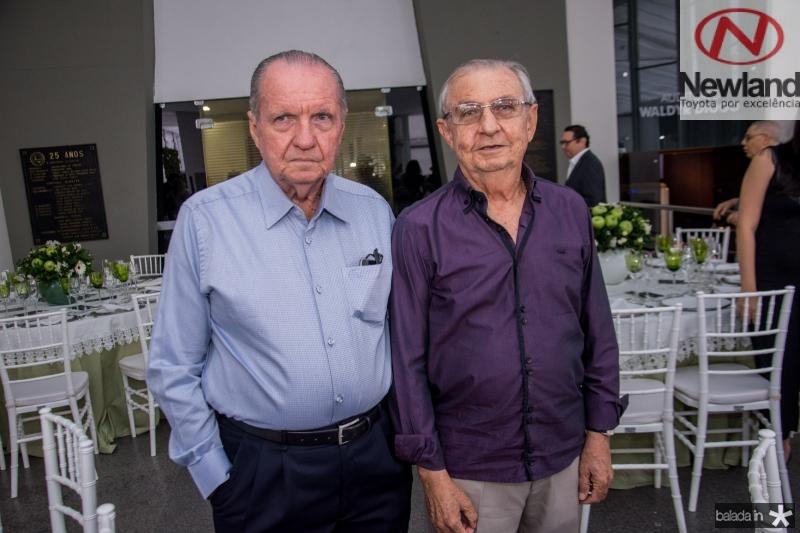 Rubens Studart e Alvaro Correa