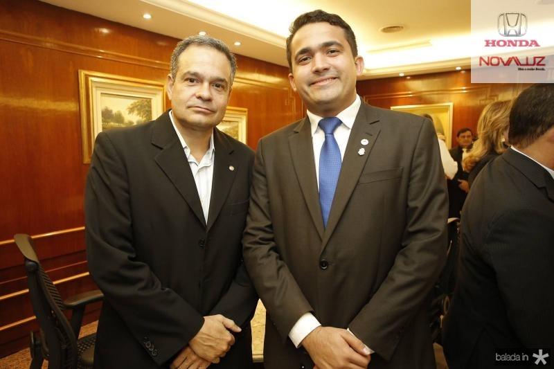 Paulo Henrique Lustosa e Yuri Guerra