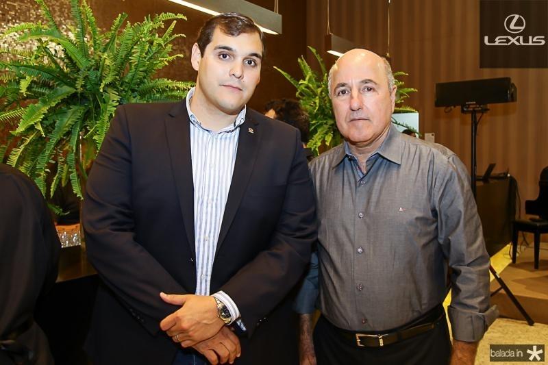 Marcelo Melo e Silvio Frota