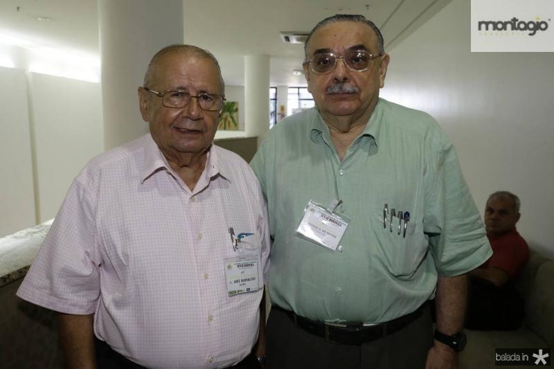Ary Ramalho e Sergio Gomes