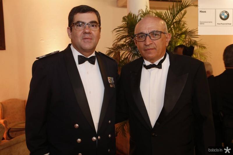 Cmte Alex Souza e Licinio Correa
