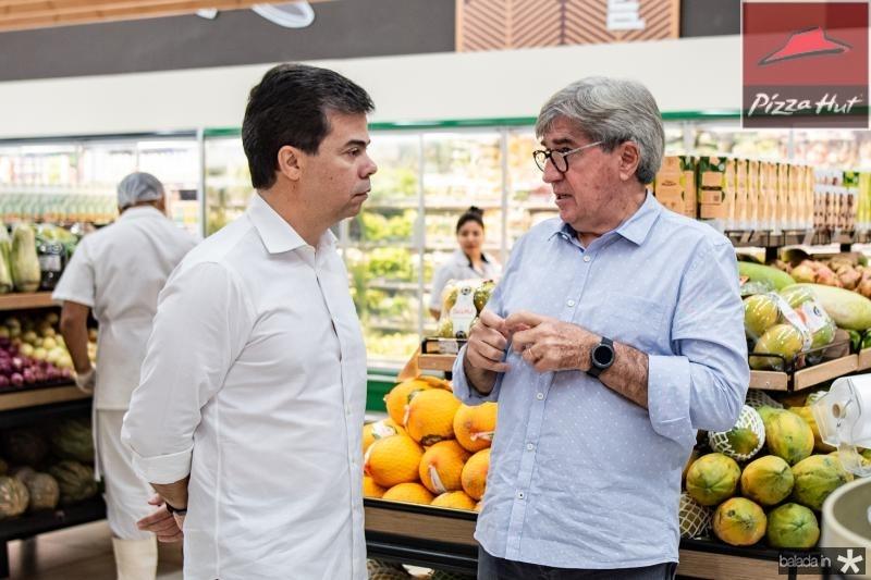 Duda Brigido e Miguel Figueiredo