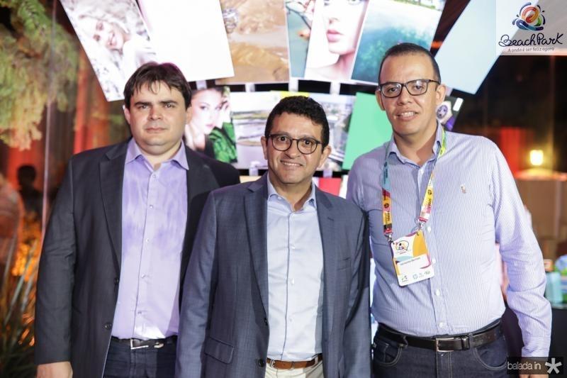 Murilo Martins, Helio Brito e Verissimo Barroso