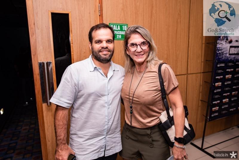 Igor Carvalho e Georgia Gadelha