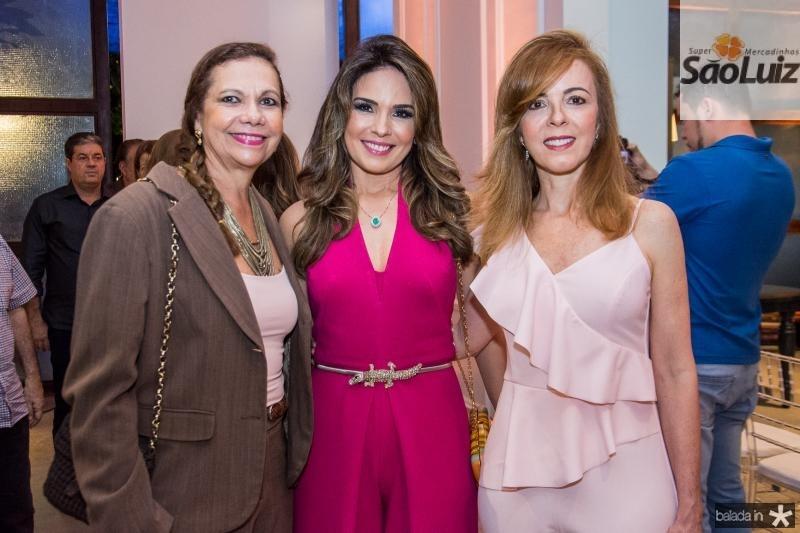 Rose Batida, Eveline Fujita e Karisia Pontes