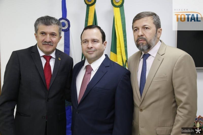Antonio Henrique, Igor Barroso e Elcio Batista 1