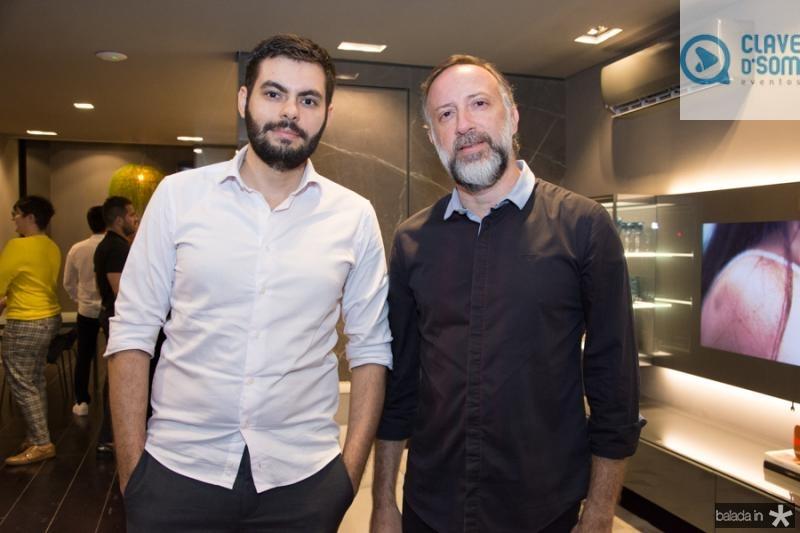 Tiago Ness e Andre Benevides