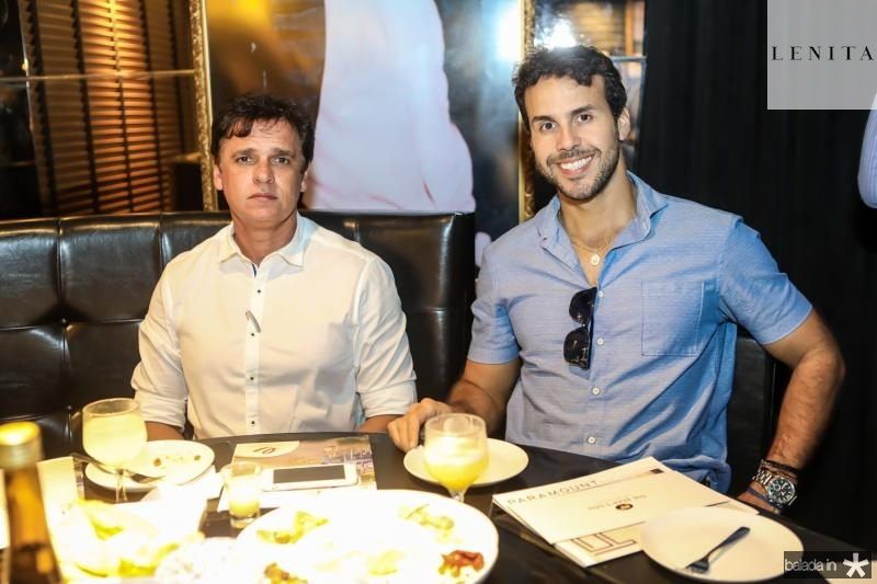 Ricardo Torquato e Daniel Nogueira