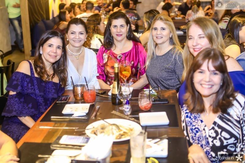 Maria Lucia Negrao, Lialiana Farias, Maria Jose Jereissati, Morgana Dias Branco, Luisiane Cavalcante e Suzy Feitosa
