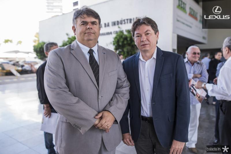 Joao Batista Barros e Edgar Gadelha