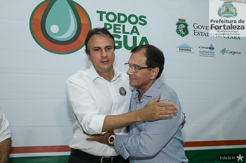 Camilo Sanatana e Beto Studart