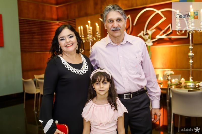 Valeria e Luana Ferrer, Alberi Dias
