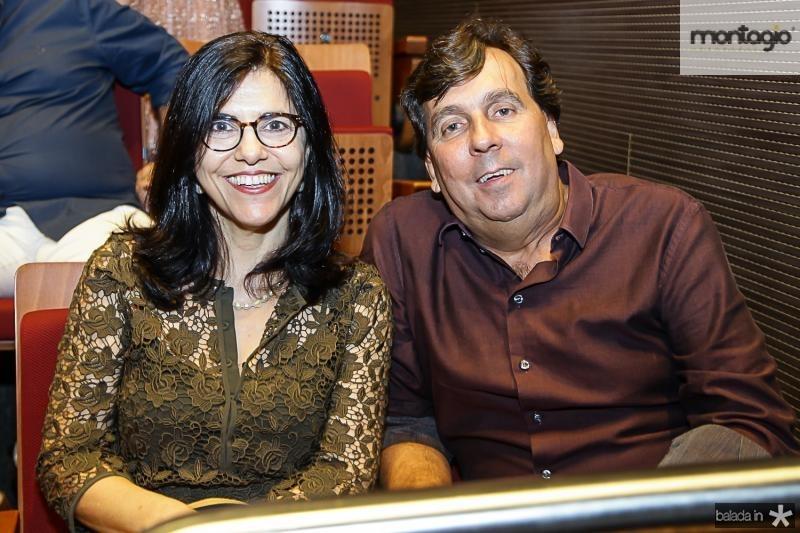 Isabel Figueiredo e Joao Mendonça