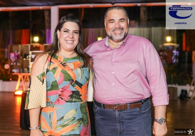 Patricia e Edson Ferreira