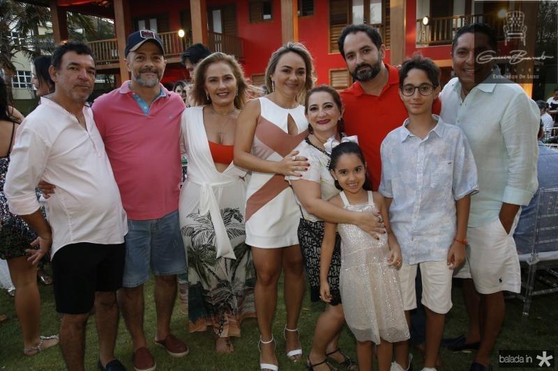 Pedro Neto e Familia