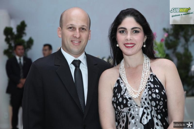 Lucas Batista e Isabela Fiuza