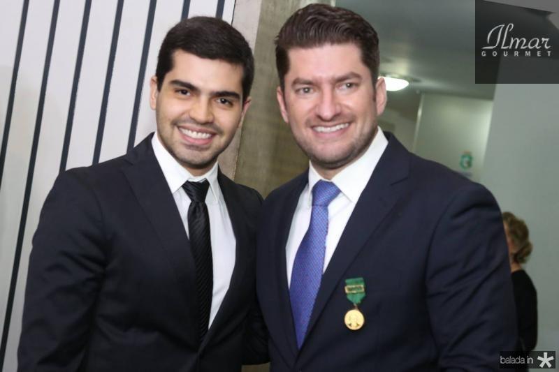 Pedro Garcia e Paulo Jose Benevides