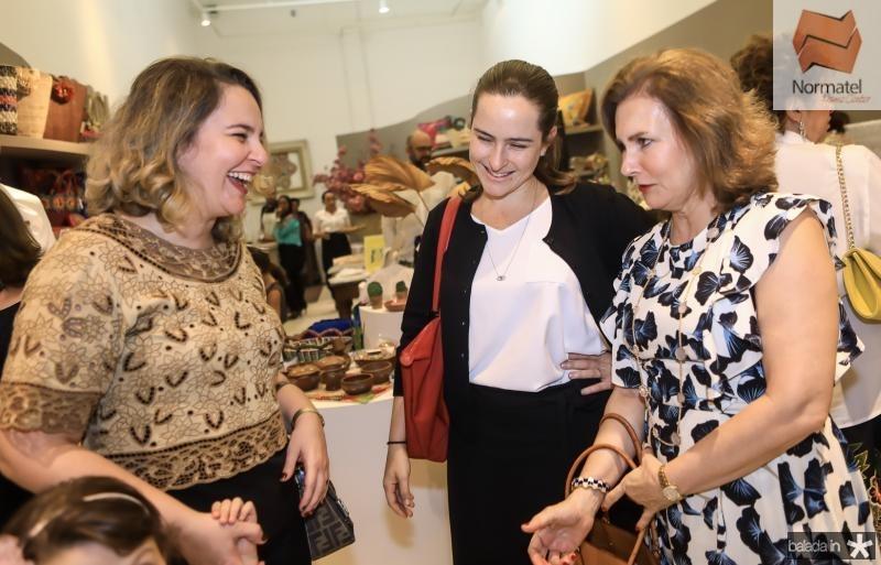 Kelly Whitehurst, Bia Fiuza e Renata Jereissati