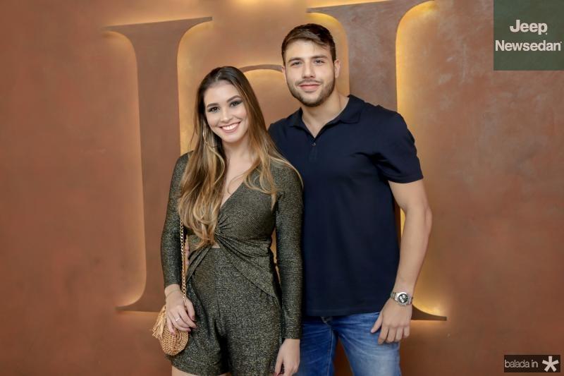 Juliana Ramos e Paulo Castro