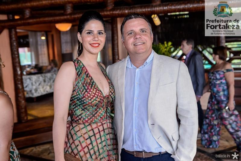 Maritza e Roberto Bastos