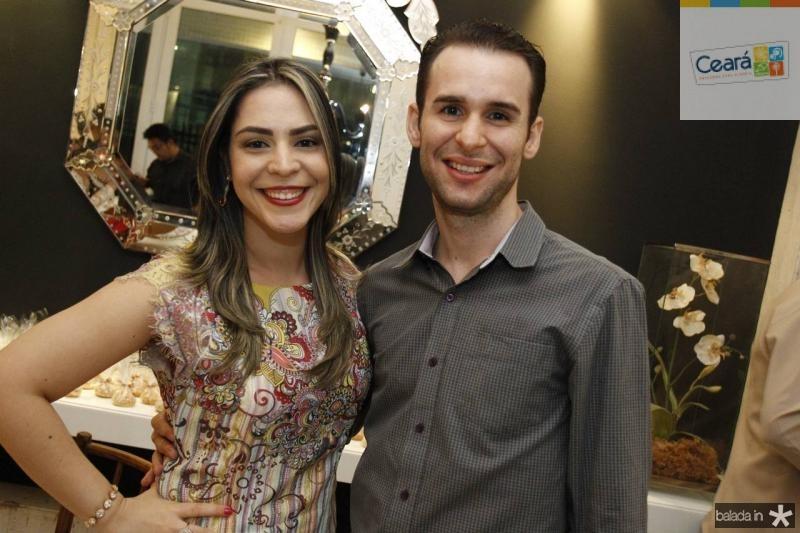 Lilia e Bruno Leite