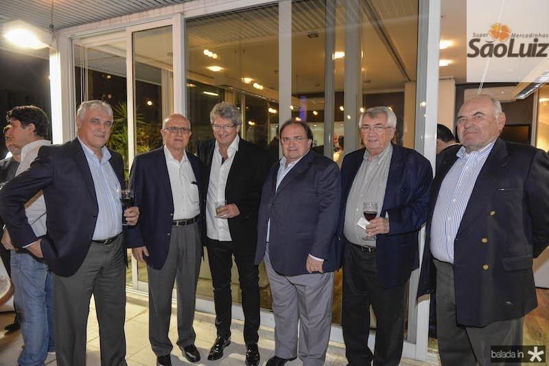 Luis Lourenc?o, Jaque Goldemberg, Jose? Paulo Emsenhuber, Manoel Macedo, Nelson Macedo e Nelson Findeis.2jpg