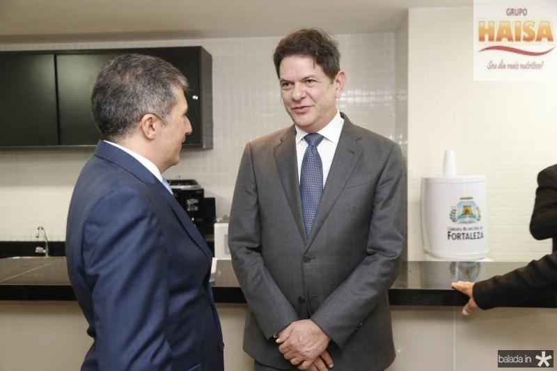 Antonio Henrique e Cid Gomes 1