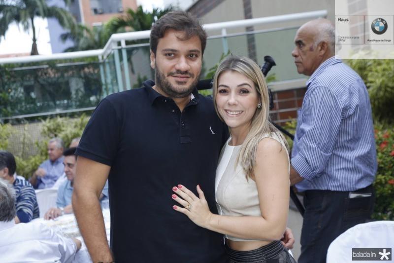 Antonio e Raquel Banhos 1