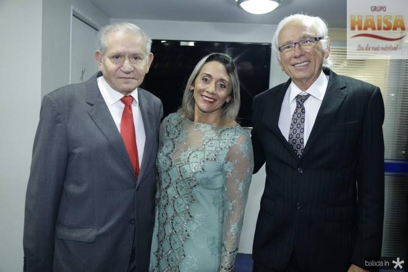 Marcelo Freitas, Veronica e Marcelo Montenegro