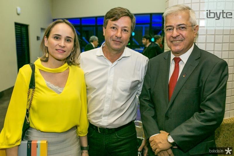 Fernanda Pacobahyba, Fernando Franco e PC Noroes