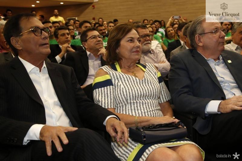 Beto e Ana Studart e Ricardo Cavalcante 2