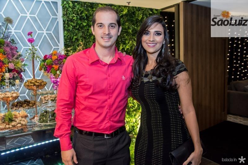 Luiz Antonio e Rosane Campos