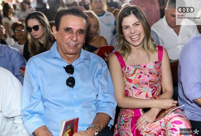 Gaudencio Lucena e Carol Bezerra