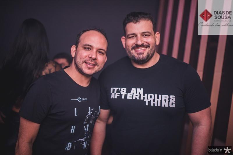 Daniel Meireles e Renato Lourenço
