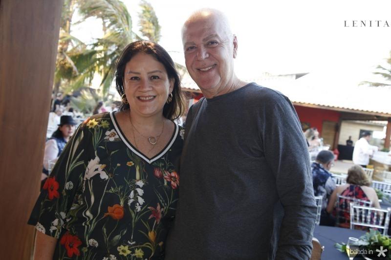 Rose e Humberto Lima