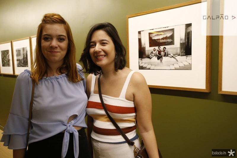 Mariana Bandeira e Marilia Ceres
