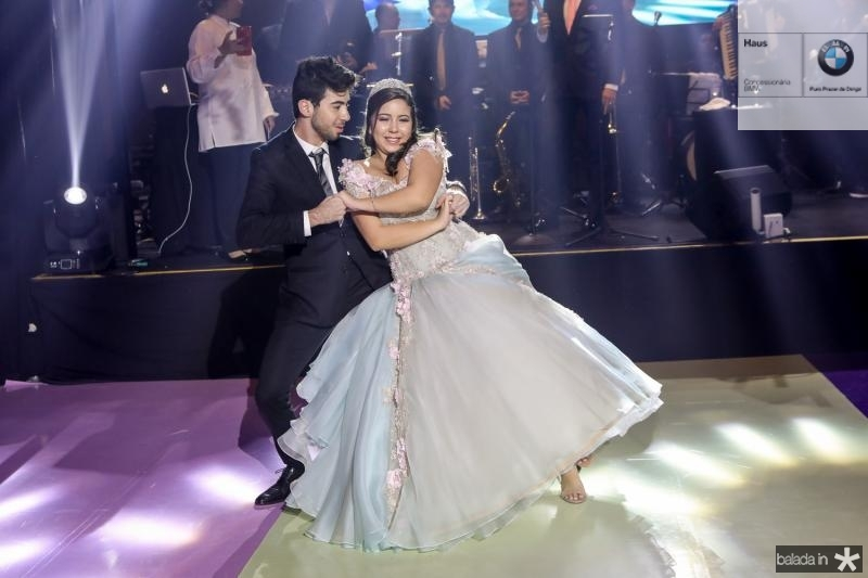 Guilherme e Juliana Jaco